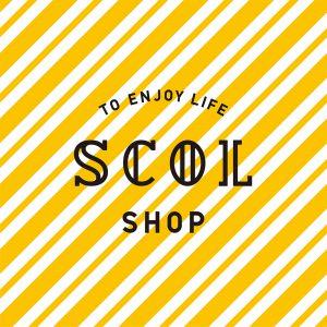 スコルショップロゴscolshop